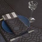 Tovagliolo Palais Royal Bronze 56x56 100% cotone, , hi-res image number 0