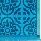 Telo mare Santorin Turquoise 100x200 100% cotone, , hi-res image number 2